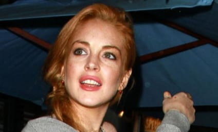 Lindsay Lohan Joins Piven's Birthday Party Entourage