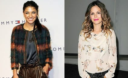 Fashion Face-Off: Jessica Szohr vs. Rachel Bilson