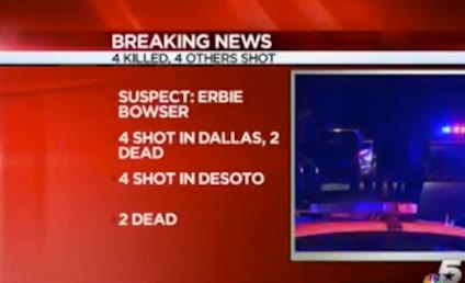Dallas Shooting: Four Dead, Four Injured, Erbie Bowser Arrested