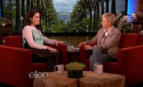 Khloe Kardashian on Ellen: Why is Scott Around?!?