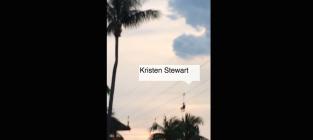 Kristen Stewart and Nicholas Hoult: Zip-Lining!