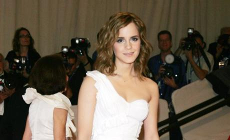 Who looks better in her white dress: Emma Watson or Taylor Swift?