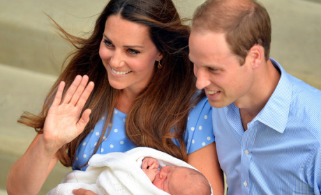Kate Middleton and Princes