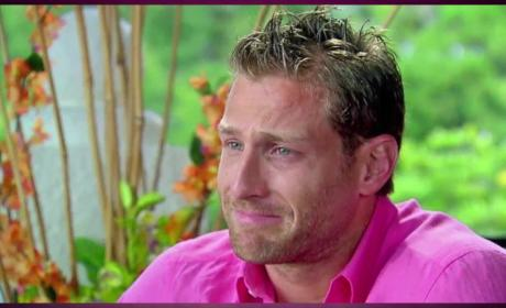 Juan Pablo Gets Drink to the Face