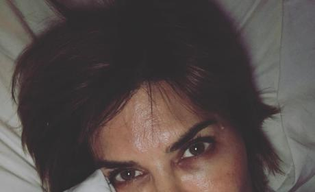 Lisa Rinna: Makeup-Free and Nothing to Hide