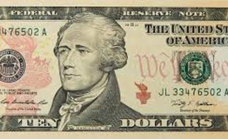 Alexander Hamilton to Be Replaced by Woman on $10 Bill