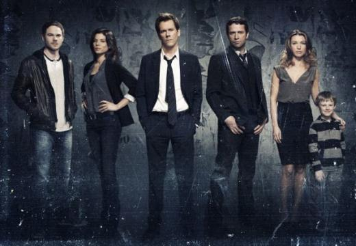 The Following Cast Pic