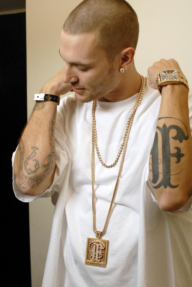 Kevin Federline Tats Photo