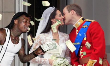 Lil Wayne: Making it Rain in Awkward Situations