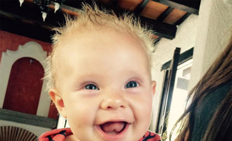 "Jessa Duggar Shares Adorable Photo of Nephew ""Izzy"""