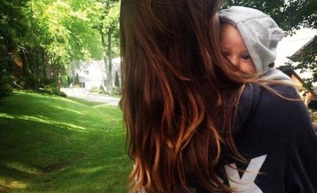 Olivia Wilde Debuts Baby Otis: Let's Rock n Roll!