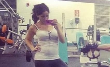 Jenelle Evans Posts Baby Bump Pics, Was Probably Drinking While Pregnant
