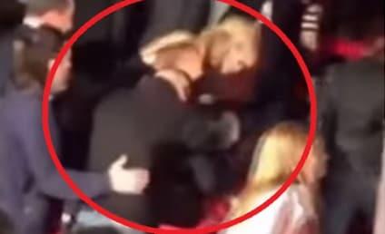 Jennifer Lawrence FALLS on Red Carpet: Watch!!