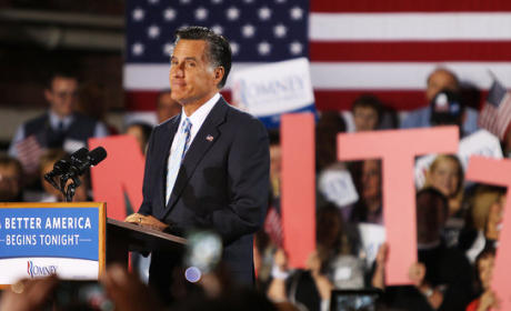 Mitt Romney Sweeps Five Republican Primaries