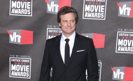 Colin Firth Pic