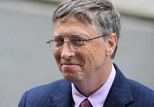 Bill Gates Photograph
