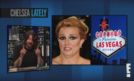 Dave Grohl on Britney Spears: Kinda Dead Inside!