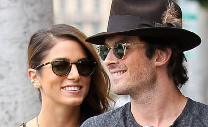Nikki Reed: Thrilled Over Nina Dobrev TVD Departure?