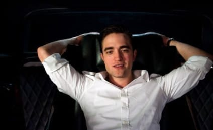 Robert Pattinson Speaks on Sex, Cosmopolis Climaxes, Positive Reviews
