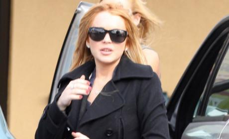 Lindsay Lohan Swears: I Was Clean!