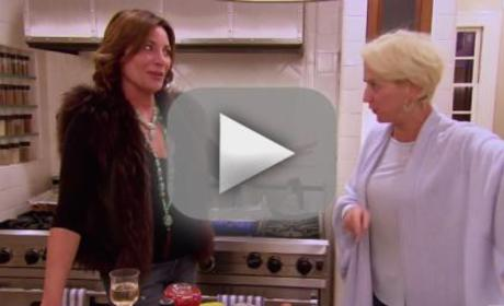 The Real Housewives of New York City Season 8 Episode 9 Recap: Berkshire Blowout!