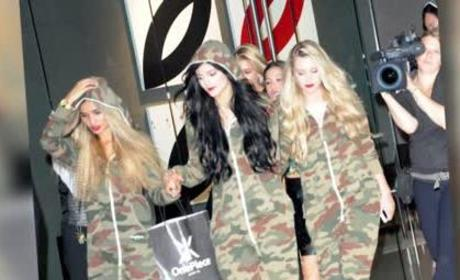 Kylie Jenner Birthday Party Report
