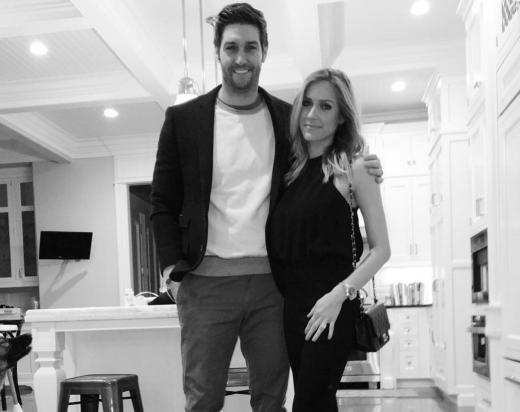 Kristin Cavallari and Jay Cutler: Valentine's Day 2016