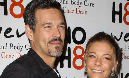LeAnn Rimes Worries Eddie Cibrian Will Cheat on Her Too