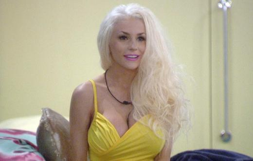 Courtney Stodden on Big Brother UK