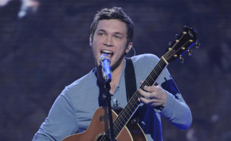 Phillip Phillips Rushed to Hospital for Kidney Stones