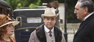 Paul Giamatti on Downton Abbey