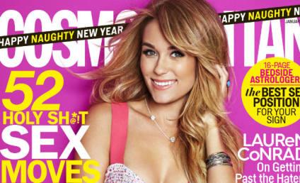 Lauren Conrad Cosmopolitan Cover, Photos: Revealed!