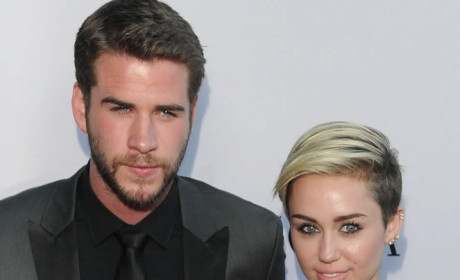 Liam Hemsworth Parties in Las Vegas, Miley Cyrus Nowhere in Sight