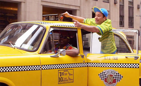 Jimmy Fallon Parodies Fresh Prince Theme Song