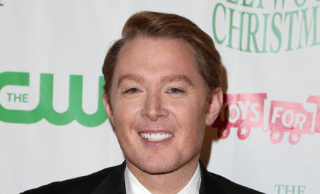 Clay Aiken Red Carpet Image