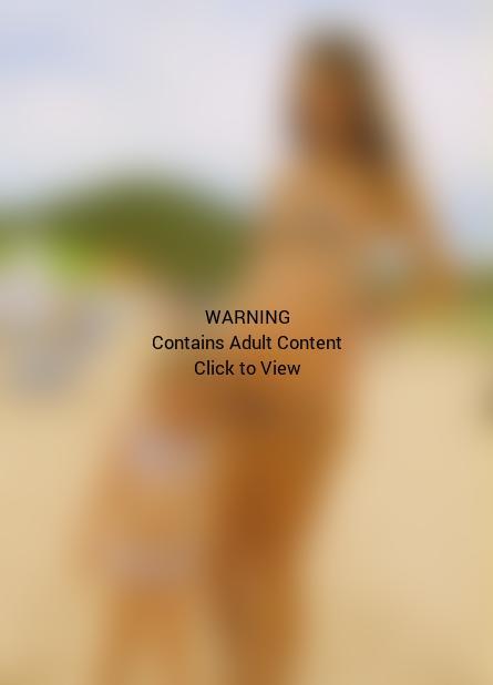 Alessandra Ambrosio Bikini Bump