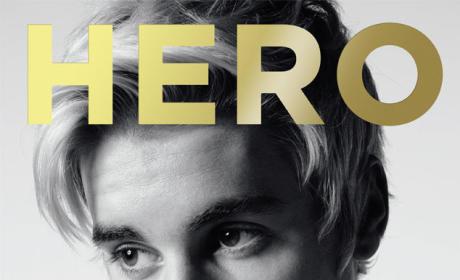 Justin Bieber Hero Cover