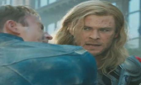The Avengers Trailer: Released, Epic!