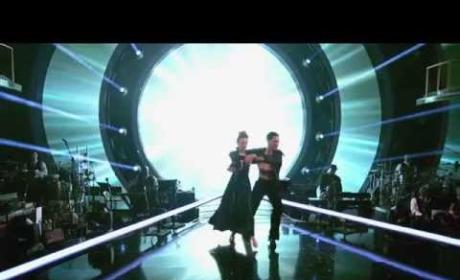 Janel Parrish & Val Chmerkovskiy - Paso Doble (Dancing with the Stars)