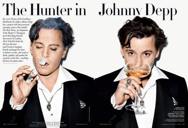 Vanity Fair Spread