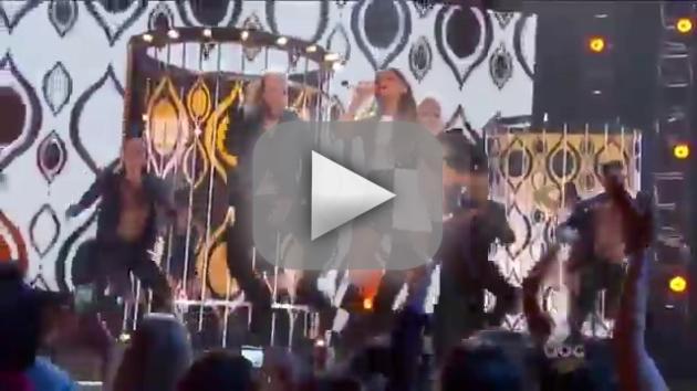 Ariana Grande Billboard Music Awards Performance 2014