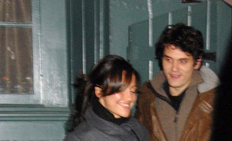 Sick Rumor Confirmed: John Mayer Dating Minka Kelly