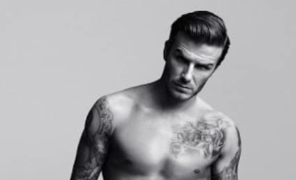 David Beckham Underwear Ad to Air During Super Bowl