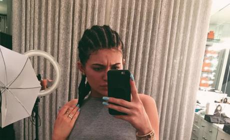 Kardashians in Cornrows: Who Wore Them Best?