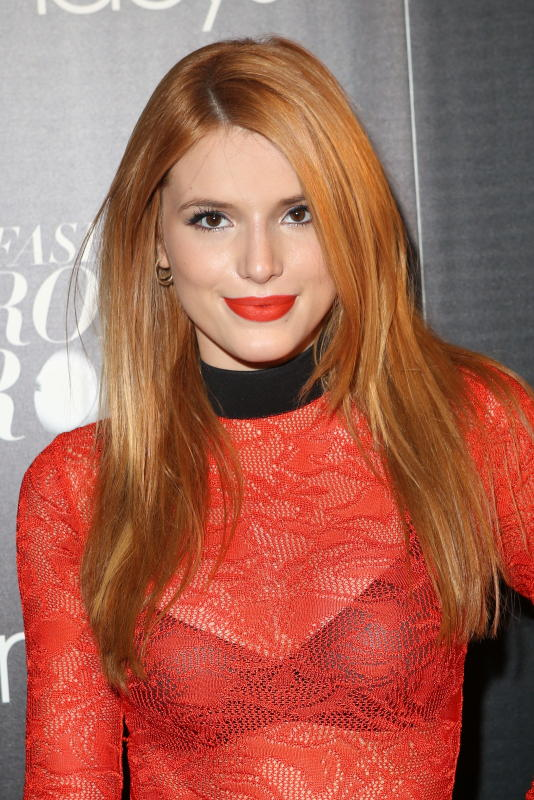 Bella Thorne: Red, Hot