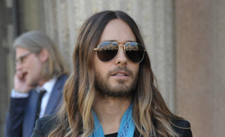 Jared Leto on Getting Fat to Play The Joker: What a Big Challenge!