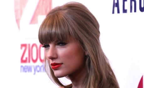 Taylor Swift Named Most Charitable Celebrity of 2012