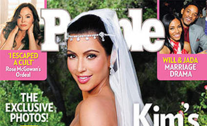 Kim Kardashian Wedding Dress: Love It or Hate It?