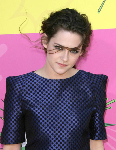 K. Stew Red Carpet Pic