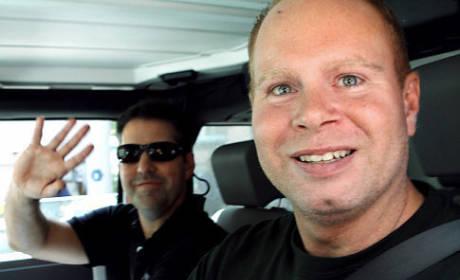 Steven Slater Surveillance Video